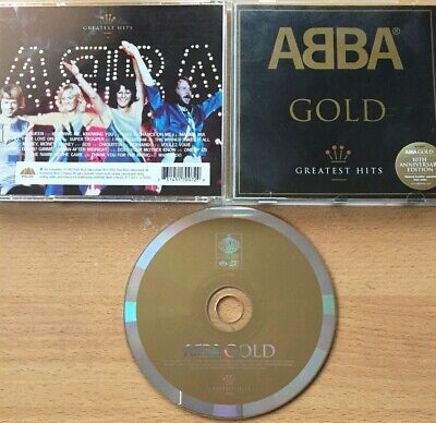Abba . Gold Greatest Hits . Cd