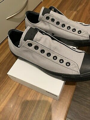 converse chuck taylor Custom All Star Slip Ons (no Laces Required!) 10 44