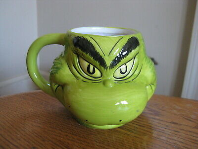 Dr. Seuss by Vandor The Grinch Mug