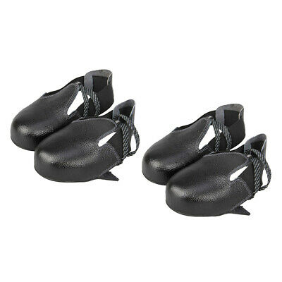 Steel Toe Shoes Cover Safety Protection Rubber Sole For Workers 36-47 Shoe Size