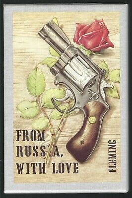 IAN FLEMING FROM RUSSIA WITH LOVE James Bond 007 First Edition Library