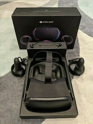 Oculus Quest 64GB VR Headset - Excellent Condition