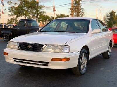 1997 Toyota Avalon XLS 4dr Sedan 1997 Toyota Avalon XLS 4dr One Owner Florida Owned Well Maintained Very Nice!!!
