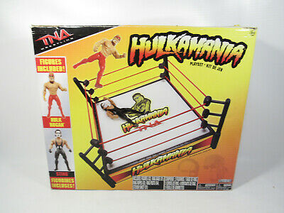 Impact WRESTLING Exclusive Micro Figure 10  Pack TNA Jakks Pacific
