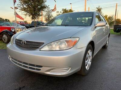 2003 Toyota Camry LE 4dr Sedan 2003 Toyota Camry LE 4dr 1 Owner Extra Clean Dives Awesome Florida Owned L@@K