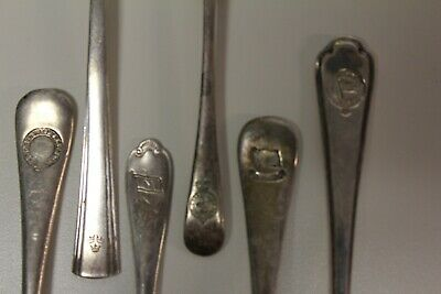 shipping line cutlery incl. North Wales, SAL, Cunard, Bank Line, Furness Line