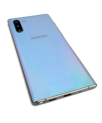 Samsung Galaxy Note10 - 256GB - Unlocked Excellent Condition. Full ACC . No Box.