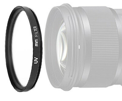FILTRO UV FILTER 82 mm ULTRAVIOLETTO PROTETTIVO compatibile Canon,Nikon,Sigma
