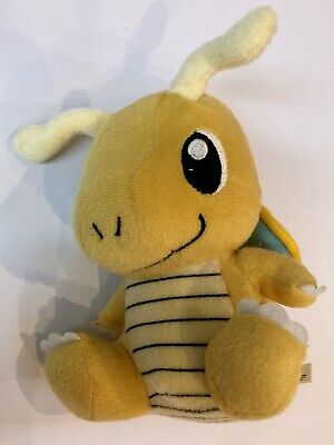 Pokemon Dragonite ** Plush / Cuddly Character ** Soft Toy ** Collectible ** VGC