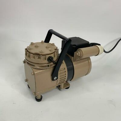 KNF N 022AN.18 Reciprocating Diaphragm Vacuum Pump 136mBar