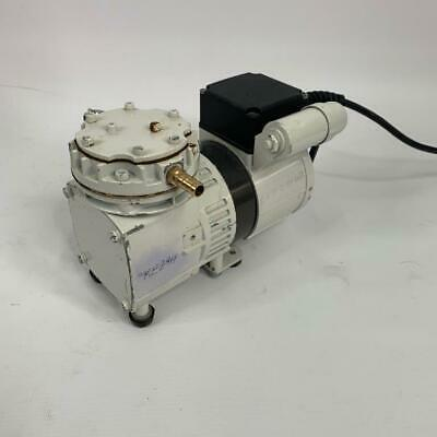 KNF N 022AN.18 Reciprocating Diaphragm Vacuum Pump 184mBar