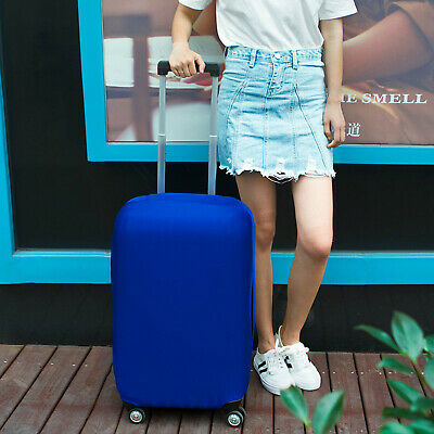 """Travel Dustproof Bag 20""""-28"""" Trolley Suitcase Protector Luggage Cover"""