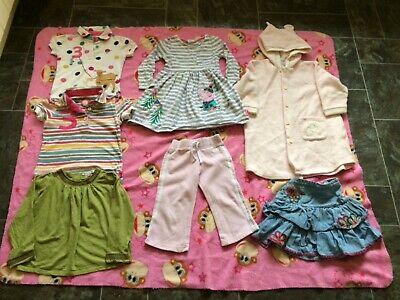 Joules, M&S bundle of Girls clothes age 3-4 years