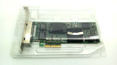 Dell Intel Pro/1000 Quad Port PCIe Gigabit NIC Card 0HM9JY