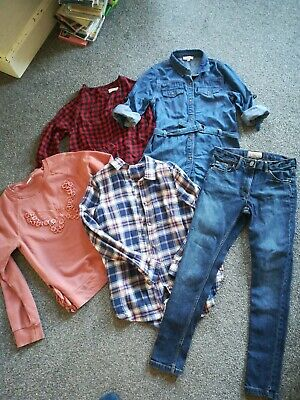 Girls Small Bundle, All Aged Between 9 And 10, Next, Zara, H&M