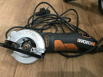 Worx WX422 85mm Classic Compact Circular Saw - 350W - Spares/Repairs