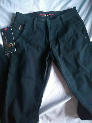NEW Boys brown chino style trousers - W 28 - L 34