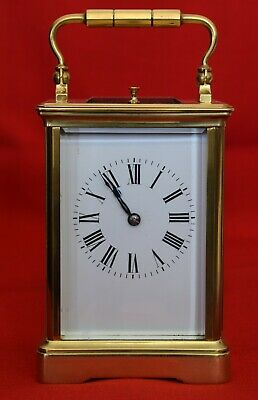 Richard & Co repeater carriage clock