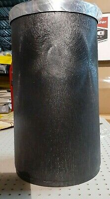 Rubbermaid Black Smoking Urn
