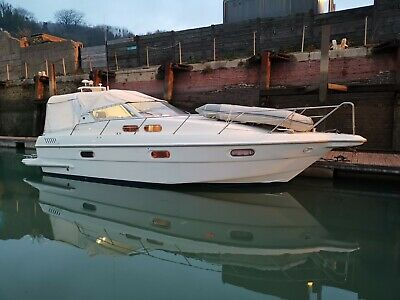 Sealine 328 Cruiser Twin 200Hp Volvo Penta Turbo Diesel With New Duo Props 1990