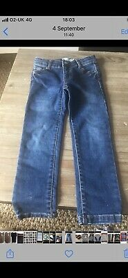 Boden Boys Jeans Age 4 BNWOT See Descrption