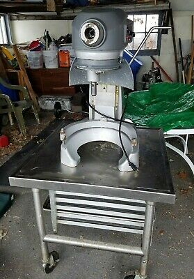 Hobart L 200 Commercial Mixer w/ Stainless Table