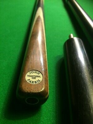 John Parris traditional snooker cue set