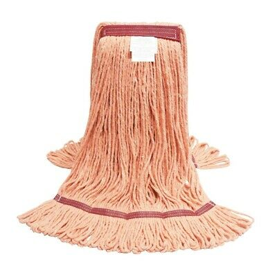 U-Clean Commercial Mops Janitorial Cleaning 3 LARGE Mops +3 Microfiber Towels