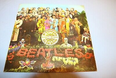 The Beatles - Sgt Peppers  EX+ 1970 Two box EMI press