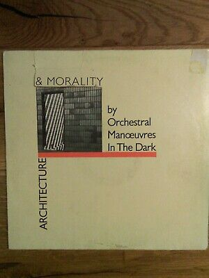 Orchestral Manoeuvres In The Dark Architecture & Morality  Dindisc – 204 016