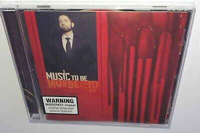 Eminem Music To Be Murdered By (2020) Brand New Sealed Cd Juice Wrld Royce 5'9