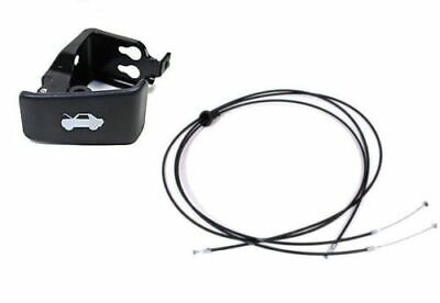 Land Rover Range Rover P38 Oem Hood Cable & Lever Bonnet Release Cable Kit