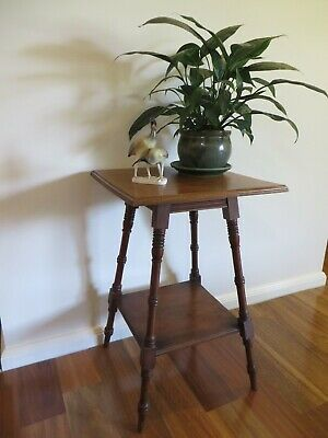 Antique Hall Table Side Table