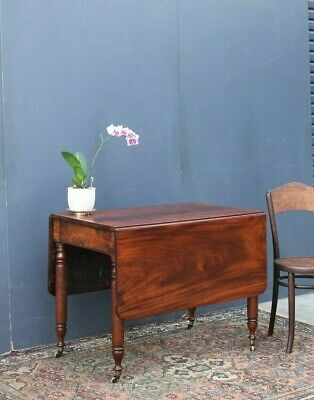 Antique Mahogany Pembroke table.