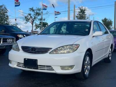 2006 Toyota Camry XLE V6 4dr Sedan 2006 Toyota Camry XLE V6 4dr Sedan Automatic V6 3.0L FLORIDA CAR CLEAN 1 OWNER!!