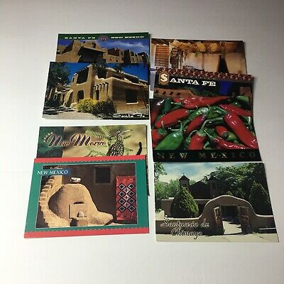Nice Lot Of Postcards New Mexico