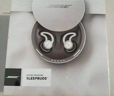 Bose Wireless Noise-Masking Sleepbuds, New In opened box - Silver