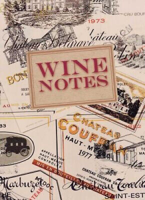Wine Notes by Ryland Peters & Small.