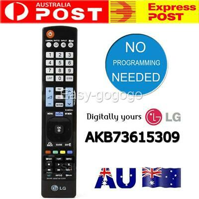 LG 3D Smart TV Remote Control for All types of LG TV AKB73615309 2000~2019