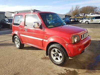 Suzuki Jimny 1.3 Vvts 4Wd Or 2Wd Option Very Clean Low Millage Lovely Drive