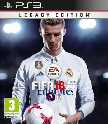 FIFA 18 - ps3 - Leer Descripcion - Read Description - Esp/Eng... Download - ps3
