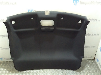 Nissan 370z GT Black roof liner head lining