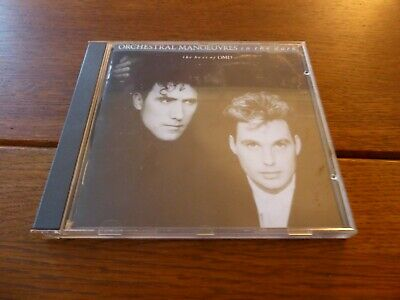 ORCHESTRAL MANOUEVRES IN THE DARK The Best Of OMD CD 1988 Virgin