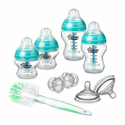 Tommee Tippee Advanced Comfort Anti-Colic Bottle Starter Kit Anti Colic Bottles
