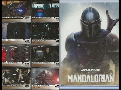 Star Wars: The Mandalorian Topps Now® 40 Cards with 2 - Promo Header CARDS