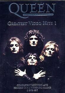 Queen : Greatest Video Hits - Vol.1 - Édition 2 DVD | DVD | condition very good
