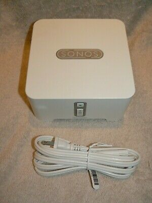 Sonos Connect ZonePlayer 90 Wireless Music Streamer - White EXCELLENT-TESTED!!