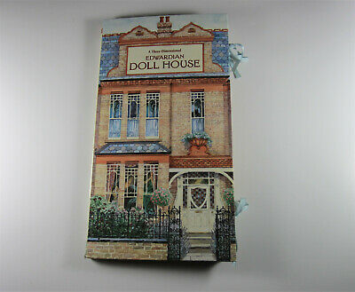 Edwardian Doll House Pop Up Book Three-Dimensional Play House 1995 1st Edition