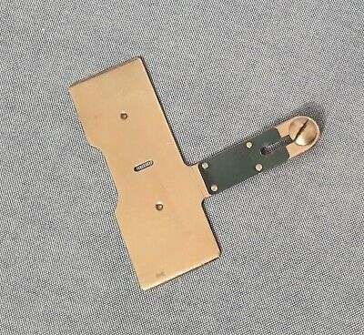 Singer Slant 201-2 15-91 Sewing Machine Buttonholer Feed Dog Cover Plate