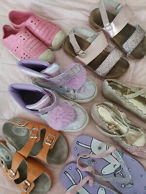 Girl Size 12 Shoes Summer Sandals And More Bundle Monsoon Next And More